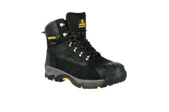 Amblers Safety FS987 Safety Boot / Mens Boots (Black) (12 UK)