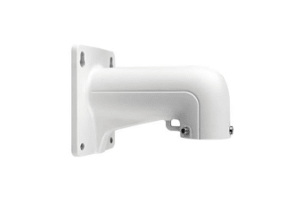 Hiwatch DS-1618ZJ Aluminum Alloy Short Arm Wall Mount Bracket for PTZ -N4220I-DE Dome PTZ IP Camera
