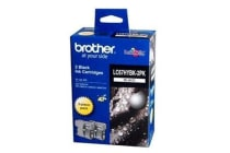 BROTHER Ink Cartridge LC67HYBK2PK High capacity Black 2 pack