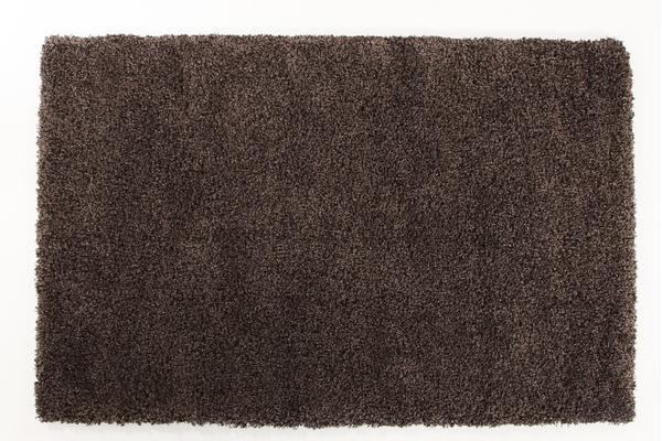 Thick Soft Polar Shag Rug - Choc Brown 170x120cm
