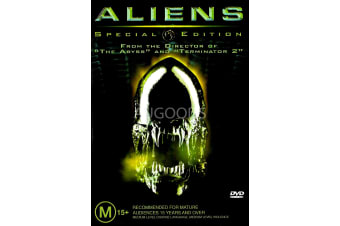 Aliens Special Edition - Rare- Aus Stock DVD PREOWNED: DISC LIKE NEW