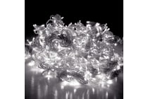 6m Christmas LED Curtain Lights (White)