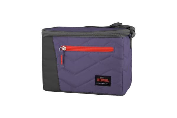 Thermos Aspen 6 Can Cooler (Purple)