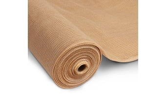 10M 70% Shade Cloth Roll -1.83M x 10M (Sandstone)