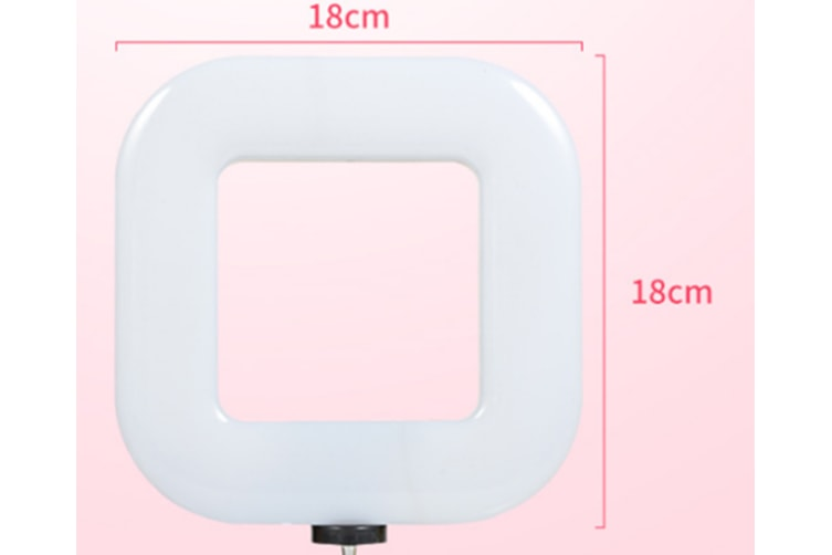 Select Mall Universal Mobile Phone Stand Desktop Live Fill Light Beauty HD Photography Anchor Self-timer Fill Light