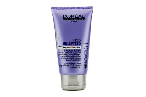 L'Oreal Professionnel Expert Serie - Liss Unlimited Smoothing Cream (For Rebellious Hair) (150ml/5oz)