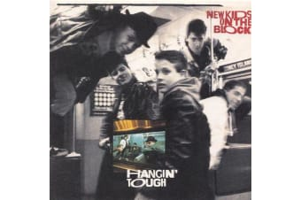 New Kids On The Block – Hangin' Tough PRE-OWNED CD: DISC EXCELLENT