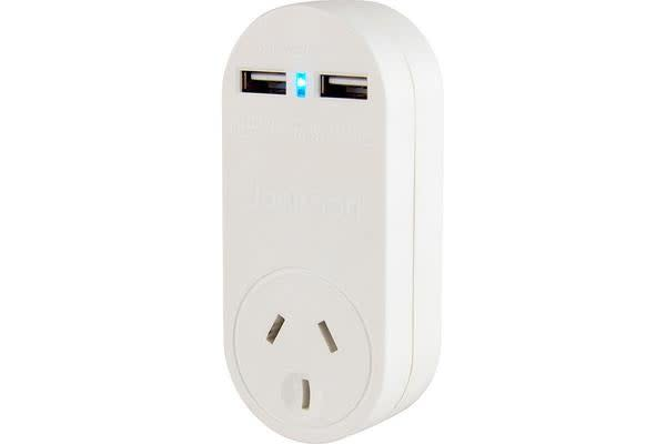 Jackson Single Power Outlet With