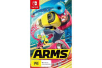 Nintendo Switch ARMS Like Wii Sports - but so much better!