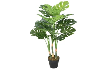 Artificial Potted Monstera Fruit Salad Plant