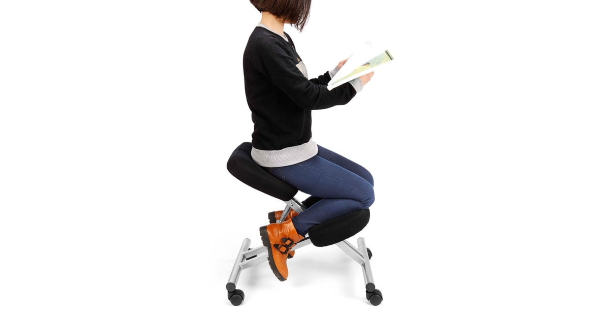 Miraculous Ergolux Ergonomic Kneeling Chair Office Chairs Pdpeps Interior Chair Design Pdpepsorg
