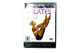 The Hollywood Trainers Pilates -Educational Series Region 4 DVD NEW