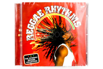 Reggae Rhythms BRAND NEW SEALED MUSIC ALBUM CD - AU STOCK