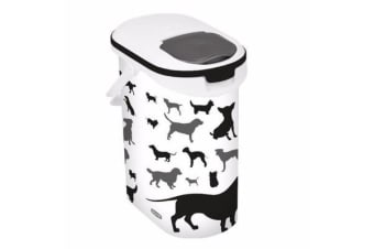 Curver Pet Food Storage Container (10lt/4kg)