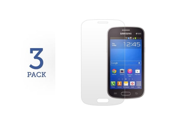 3 Pack Screen Protector for Samsung Galaxy Trend Lite Duos