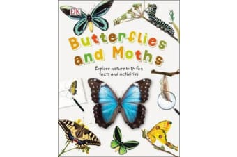 Butterflies and Moths - A Photographic Guide to British and European Butterflies and Moths