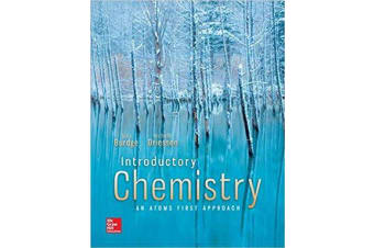 Introductory Chemistry - An Atoms First Approach