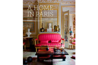 A Home in Paris - Interiors * Inspiration