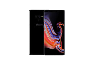 Samsung Galaxy Note 9 128GB Black - Refurbished Good Grade