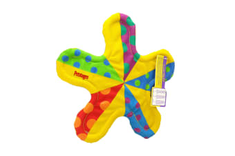 Petstages Fitness Fling Dog Toy (Multicoloured) (One Size)