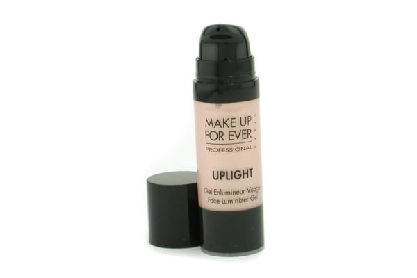 Make Up For Ever Uplight Face Luminizer Gel - #22 (Pearly Pink Flesh) (16.5ml/0.55oz)