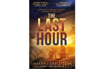 The Last Hour - '24' set in Ancient Rome