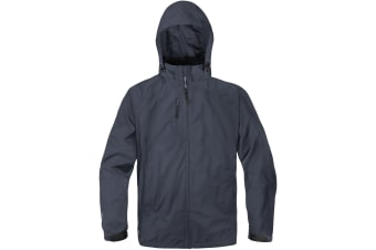 Stormtech Mens Stratus Light Shell Jacket (Waterproof & Breathable) (Navy Blue)