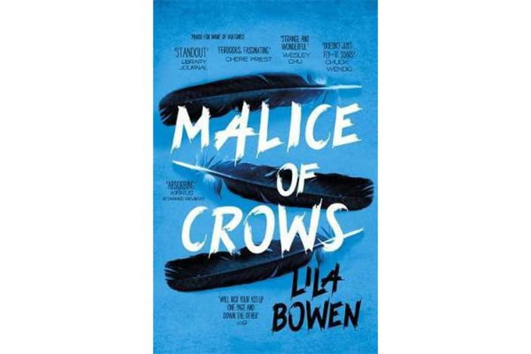 Malice of Crows - The Shadow, Book Three