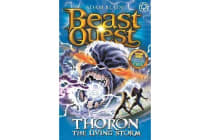 Beast Quest: Thoron the Living Storm - Series 17 Book 2