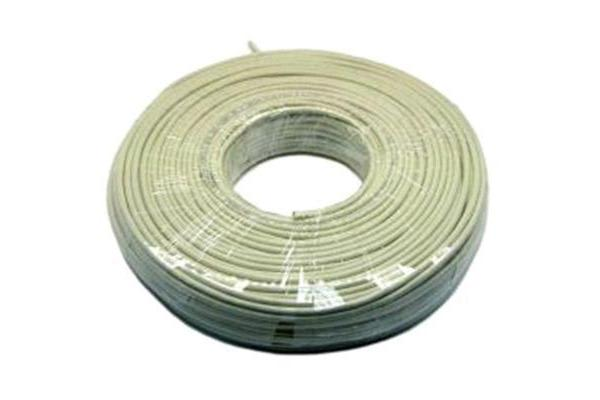 DYNAMIX 100M Cat5E Ivory UTP SOLID  Cable Roll. 350MHz