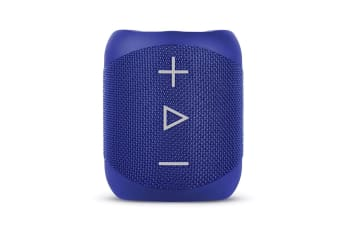 BlueAnt X1 Portable Bluetooth Speaker - Blue (X1-BL)