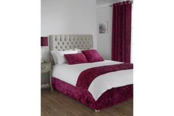 Riva Home Verona Bed Wrap (Wine)
