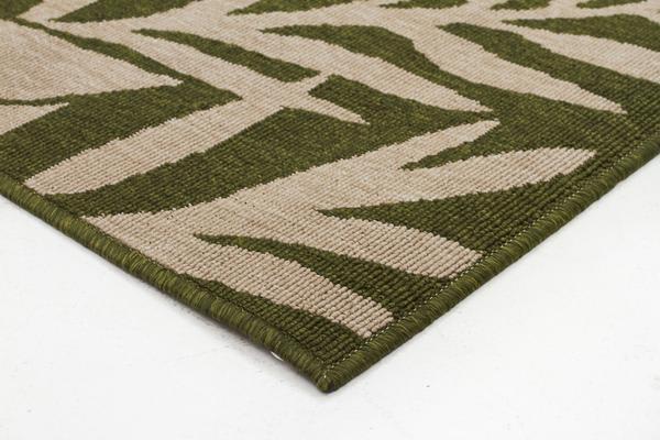 Malibu Green Outdoor Rug 270X180cm