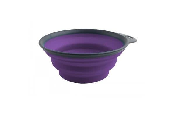 Popware Collapsible Travel Cup Purple