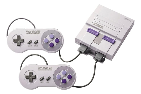 Nintendo Classic Mini: SNES (US Design)