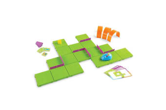 Learning Resources Code & Go LER2831 Robot Mouse Activity Set