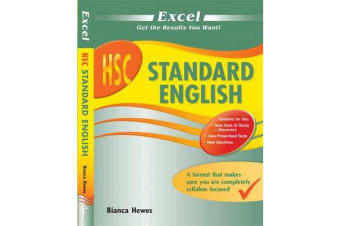 Excel Hsc - English Standard Study Guide