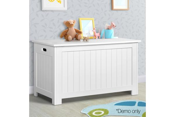 Kids Toy Box Chest Storage Cabinet Containers Children Clothes Organiser