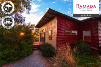 PHILLIP ISLAND: 2 or 3 Nights at Ramada Phillip Island, VIC