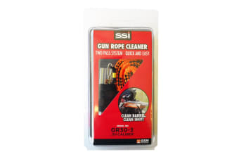 Ssi .30 Cal Knockout 2 Pass Gun Rope Cleaner