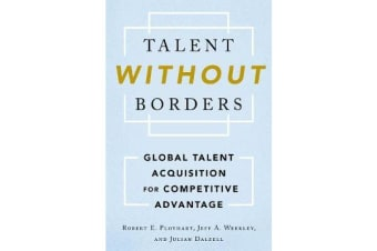 Talent Without Borders - Global Talent Acquisition for Competitive Advantage