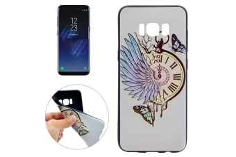 For Samsung Galaxy S8 Case Pocket Watch Stylish Soft Durable Protective Cover