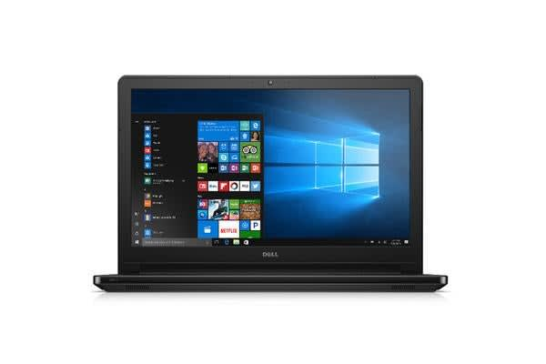 "Dell Inspiron 5566-CTO business notebook Core i7-7500U 2.7GHz 1TB 8GB 15.6"" (1366x768) DVD-RW BT"