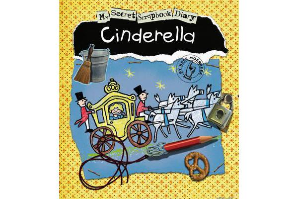 Cinderella - My Secret Scrapbook Diary