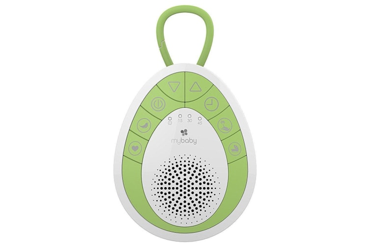 Green Baby Soundspa Musical Lullaby Sounds