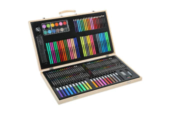 180 Piece Drawing/Colouring Kit