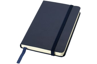 JournalBooks Classic Pocket A6 Notebook (Navy)