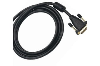 Hypertec DVI DualLink Cable 3M Male to Male, 3M