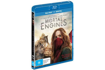 Mortal Engines (Blu-ray/Digital Copy)