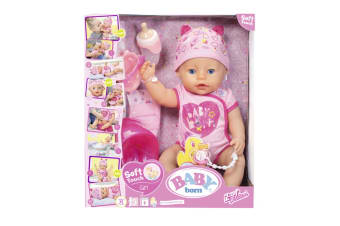 Baby Born Soft Touch (Pink)